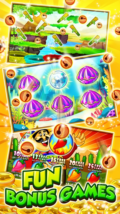 Slots Vacation screenshot-1