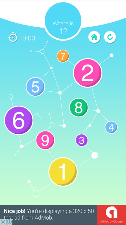 Learn ABC 123 Alphabets and Numbers screenshot-3