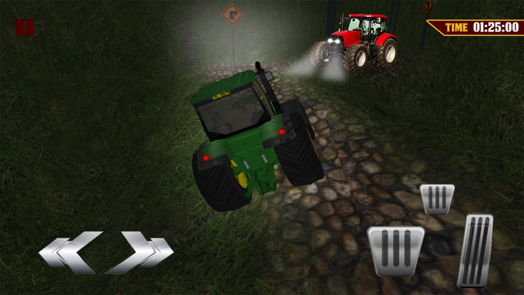 Tractor Driver 3D-Hill Station screenshot-3