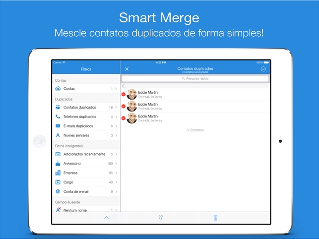 Smart Merge Pro Screenshot