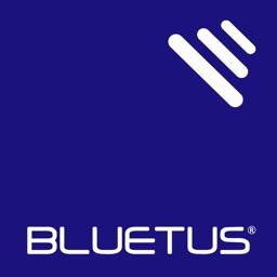 BLUETUS受信確認アプリ