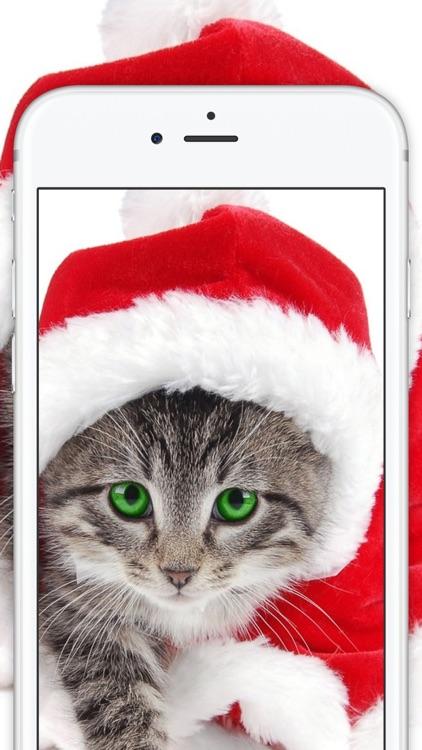 Christmas wallpapers & Home Themes for lock screen screenshot-4