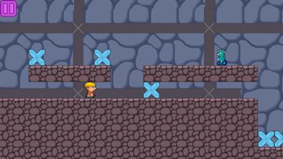 Villagers vs Robots Run Lite screenshot two
