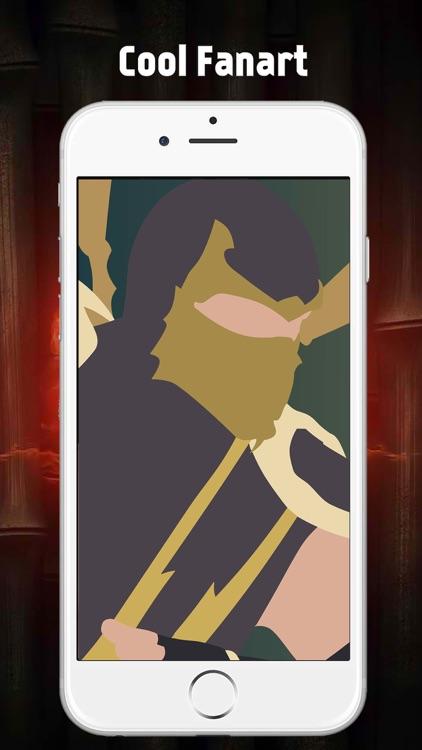 Unique Backgrounds & Wallpapers for Mortal Kombat