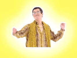 PPAP Emoji Stickers - for iMessage