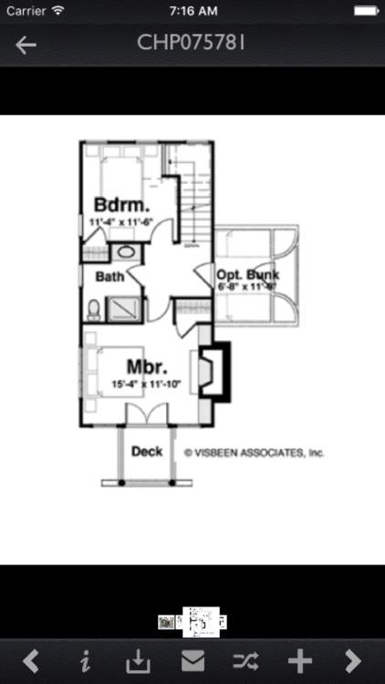 Cabin House Plans Info Pro screenshot-4