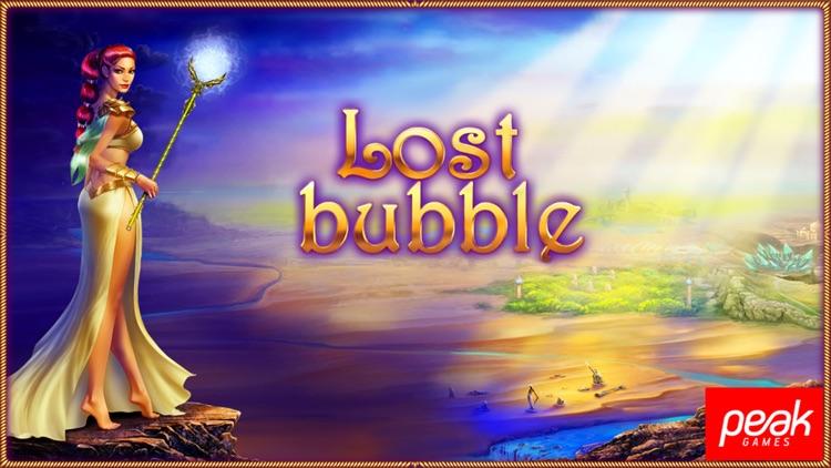 Lost Bubble Mobile screenshot-4