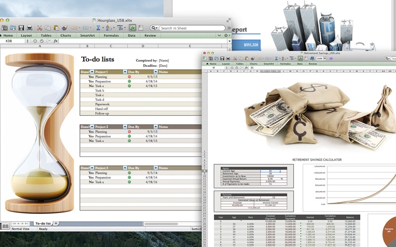 Suite for MS Office Screenshot