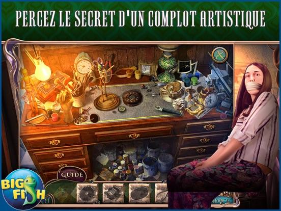 Screenshot #5 pour Off The Record: L'Art du Faux HD - Objets cachés, mystères, puzzles, réflexion et aventure (Full)