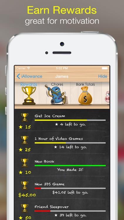 iAllowance screenshot-3