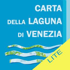 Plan de la lagune de Venise Lite