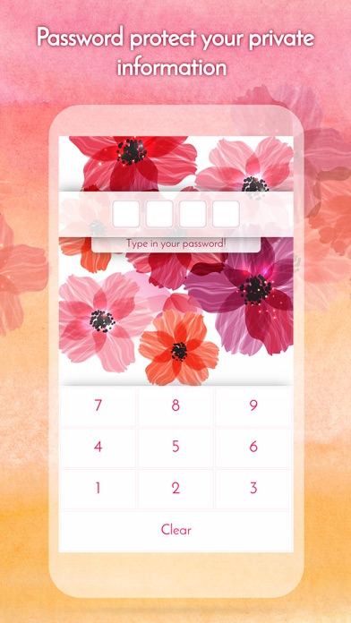 My Calendar - Period Tracker & Menstrual Calendar screenshot
