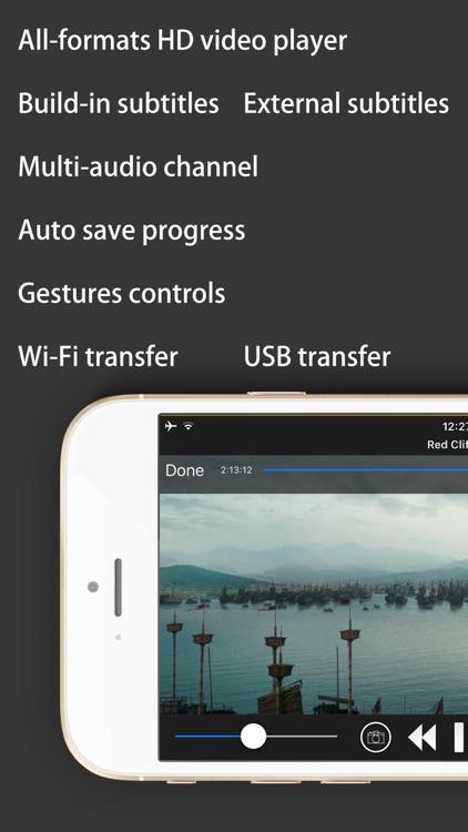 PowerAV Media Player Pro-Wireless Streaming & More
