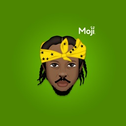 Popcaan ™ by Moji Stickers