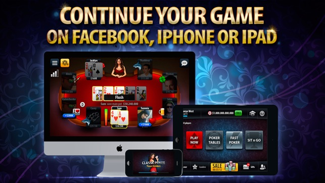 Classic Poker - Texas Holdem on the App Store