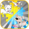 Cats And Dogs Jigsaw Puzzles Games Free For Kids Reviews