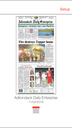 adirondack daily enterprise all access on the app store