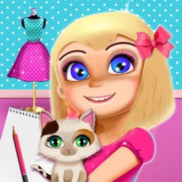 Designing Clothes Game for Girl.s: Fashion Salon