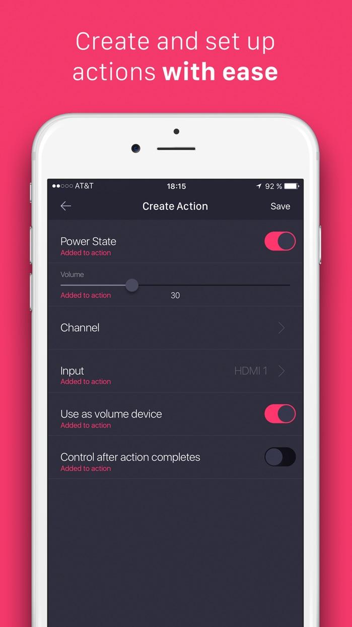 Ezzi TV: Universal remote for Sony & LG Smart TV Screenshot