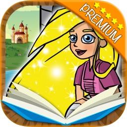 Rapunzel Classic tales for kids - Premium