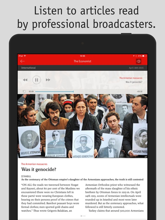 The Economist Classic (US) screenshot-2
