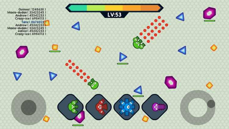 Super Tank.io - Free Tank war Online games screenshot-0