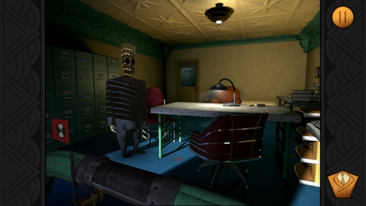 Grim Fandango Remastered screenshot-0