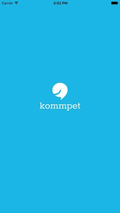 kommpet TelefonsekretariatScreenshot von 1