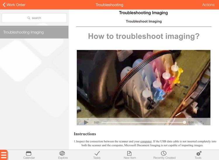 ServiceMax Summer 16 for iPad screenshot-3