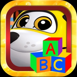ABC Alphabet tracing game for 2 year old baby