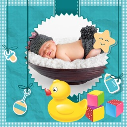 Cute & Awesome Baby Photo Frames