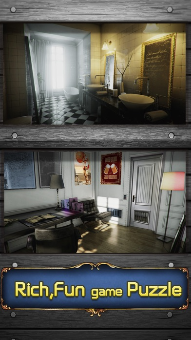 room escape: the doors and rooms escape out 1!! screenshot two