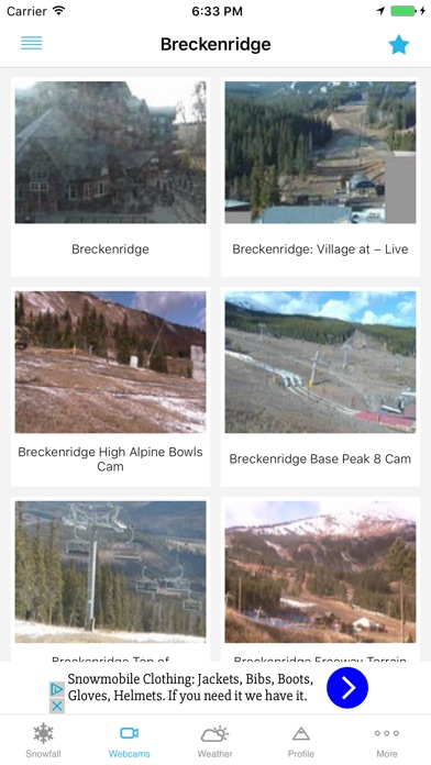 Onthesnow Ski Snow Report review screenshots