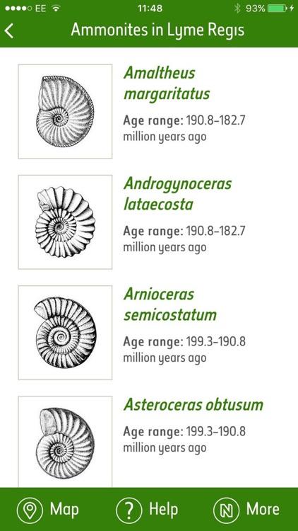 Fossil Explorer screenshot-3