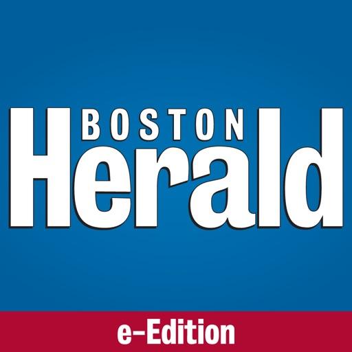Boston Herald e-Edition app logo