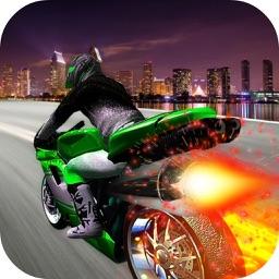 City Motor Death - Racing Street