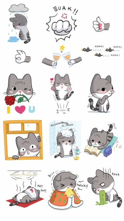 Meow the Tabby Cat screenshot-3