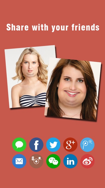 Make Me Fat -Crazy Funny Plump Face Changer Booth screenshot-3