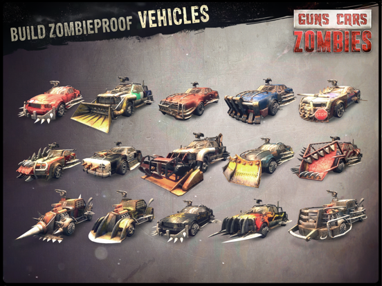 Guns, Cars and Zombies! screenshot 7