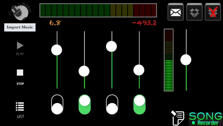 Song Recorder screenshot-3