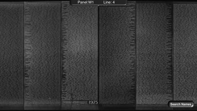Vietnam Memorial screenshot one