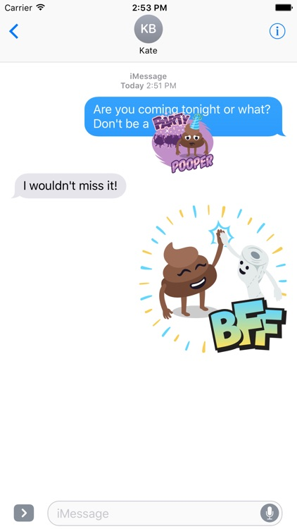 Happy Poo: Stickers by EmojiOne