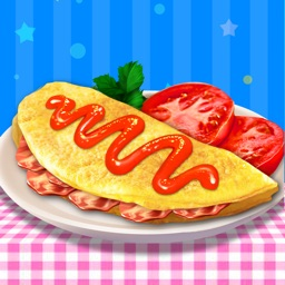 Breakfast Omelette Maker - Best Food Making Games