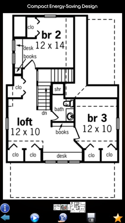 Vacation Style House Plans screenshot-3