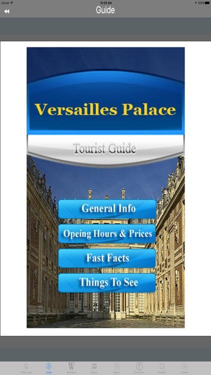 Versailles Palace - France Tourist Guide screenshot-3
