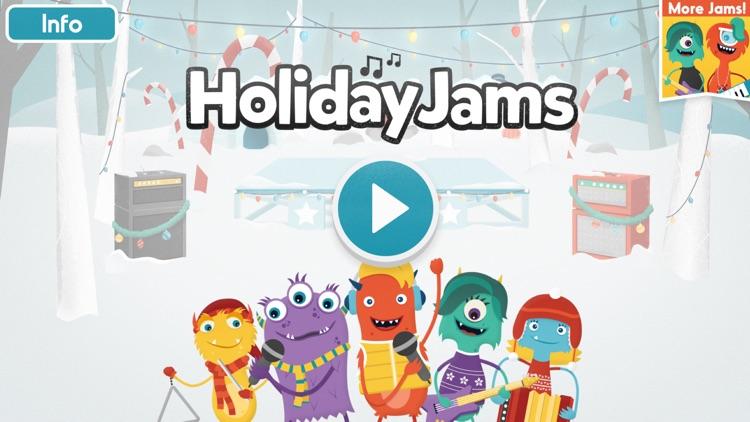 Holiday Jams screenshot-4