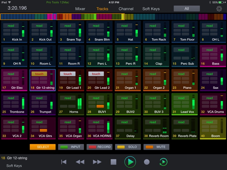 Pro Tools | Control screenshot-1