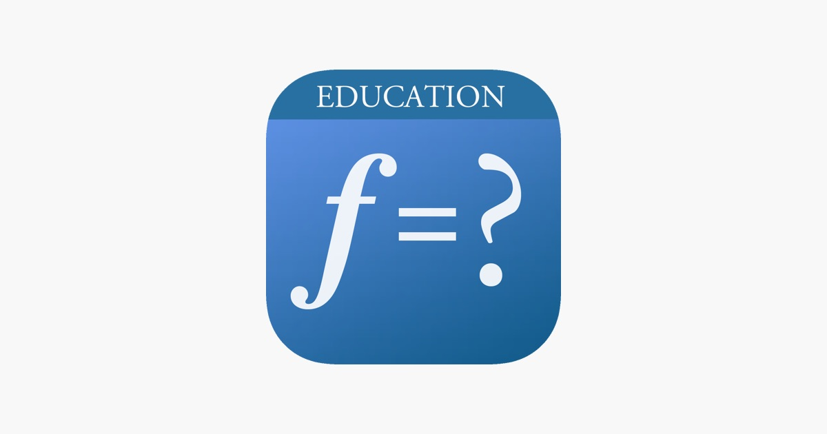 FX Math for Education on the App Store