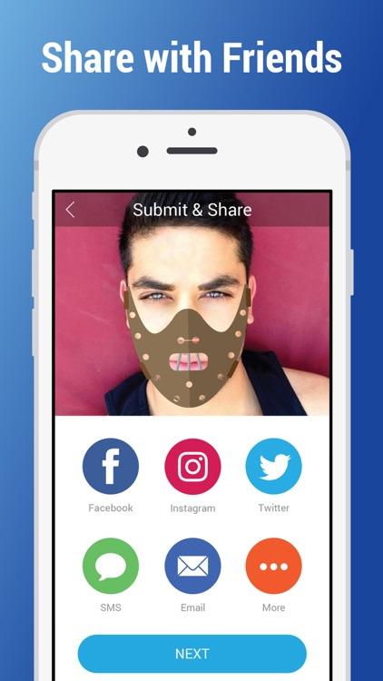 Chosen - Create lip sync videos add effects share screenshot-3