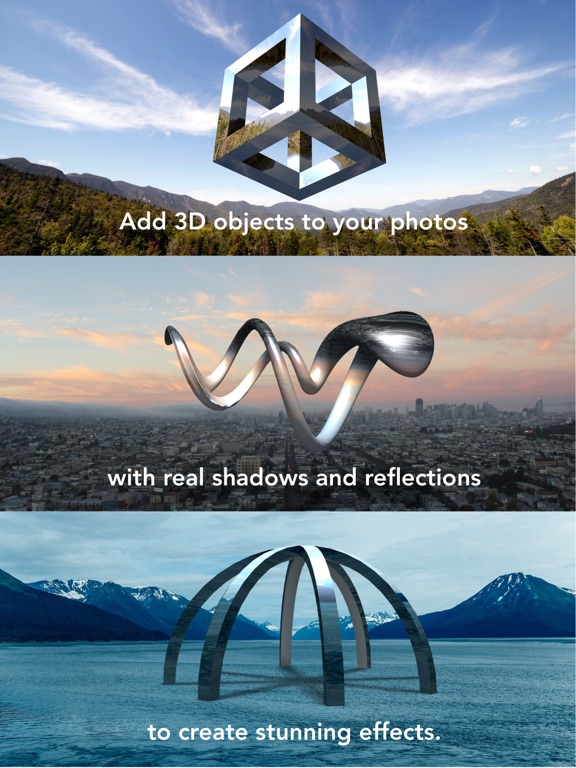 Matter - Create and design 3D effects with photosのおすすめ画像1